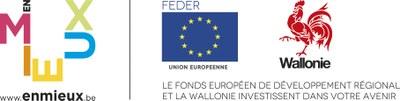 logo FEDER+wallonie