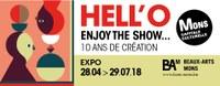 Hell'O Enjoy the show...